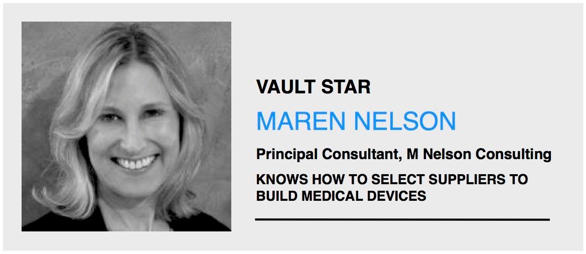 VaultStar Maren Nelson